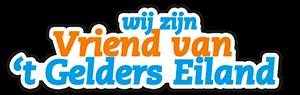 logo vriend van 't gelders eiland