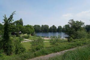zwemplas de Breuly